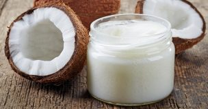 Replacing Butter with Coconut Oil