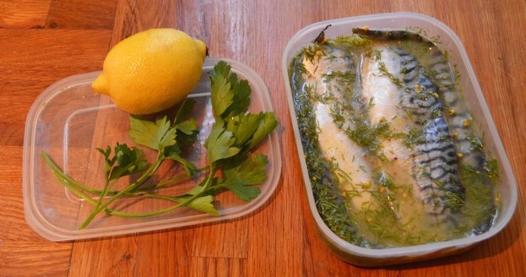Marinated Oily Fish
