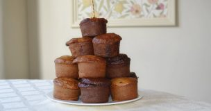 Gluten-free Basic Muffin Recipe