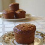 Gluten-free Butternut Squash Muffins with Cinnamon Glaze