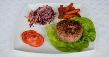 Gluten-free Beef Burgers