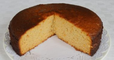Gluten-free Almond & Orange Cake (Tarta de Santiago)