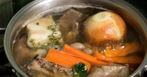 How to Make Proper Stock (bone broth)