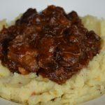 Braised Ox Cheek Stew
