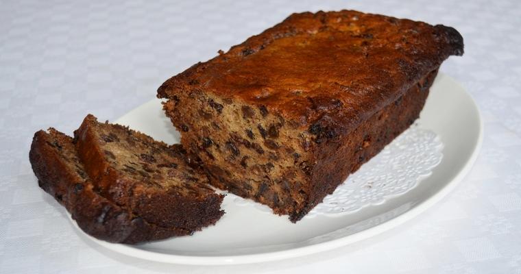 Gluten-free Tea Bread Fruit Loaf