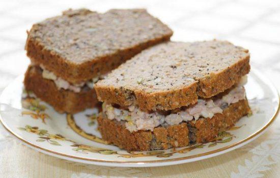 Best ever Paleo Chestnut Bread