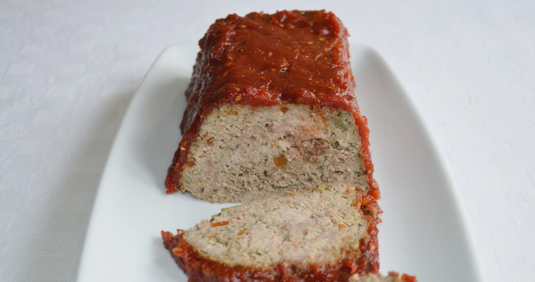 Gluten-free American Meatloaf