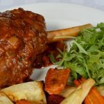 Portuguese Lamb Shank Stew