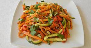Indian Stir Fry Vegetables