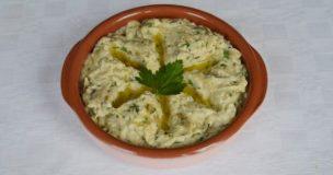 Baba Ganoush Charred Aubergine Dip