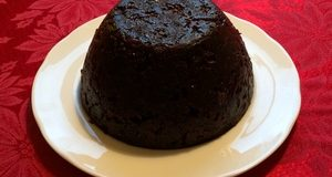 Gluten-free Steamed Christmas Pudding