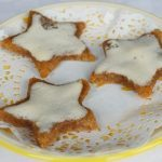 Gluten-free Cinnamon Star Christmas Cookies (Zimtsterne)