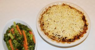 Steak & Kidney Pie with Gluten-free Celeriac Crust