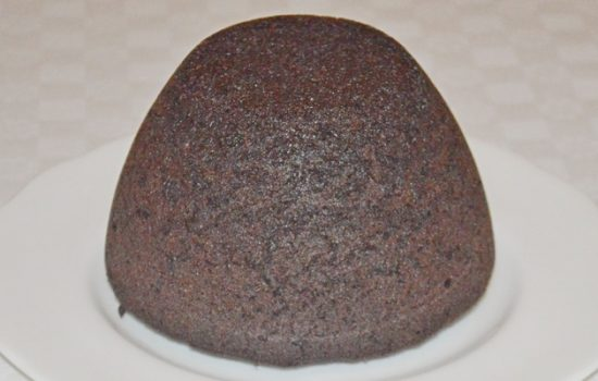 Gluten-free Steamed Chocolate Pudding