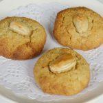Gluten-free Orange Almond Macaroons (made with honey)