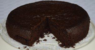 Gluten-free Carob Cake