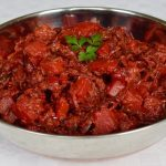Beetroot & Coconut Curry