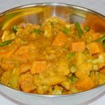 Dairy-free Creamy Vegetable Korma