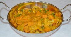 Dairy-free Creamy Vegetable Korma