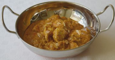 Dairy-free Creamy Chicken Korma