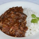 Slow-cooked Chunky Beef Shin Chilli