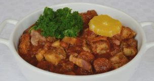 Brazilian Pork Stew