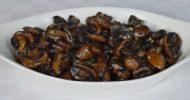 Garlicy Fried Mushrooms