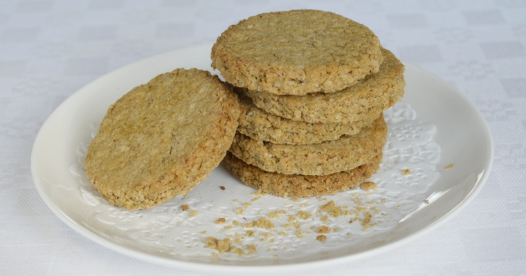 Gluten-free Scottish Oatcakes