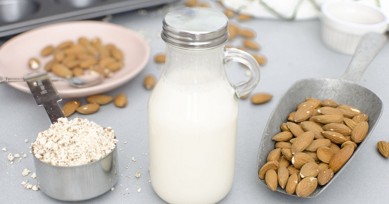 Nut Milk Almonds