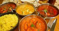 Assortment of Indian Curries