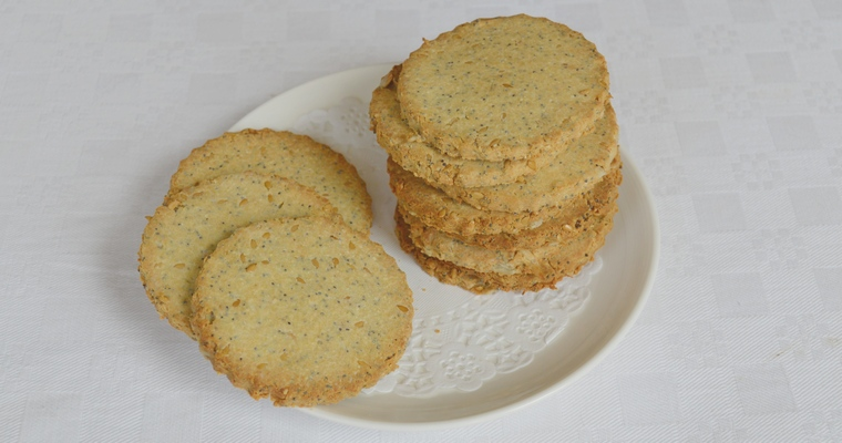Seeded Crackers